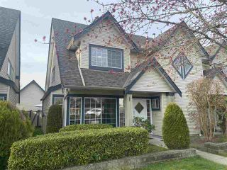 "Main Photo: 28 11536 236 Street in Maple Ridge: Cottonwood MR Townhouse for sale in ""KANAKA MEWS"" : MLS®# R2558925"