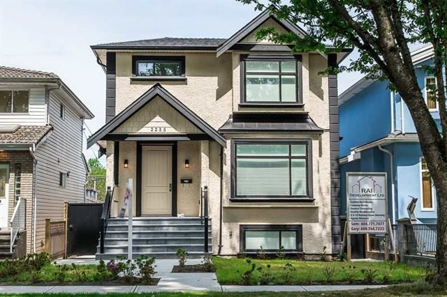 Main Photo: 2255 E 43RD AVENUE in Vancouver: Killarney VE House for sale (Vancouver East)  : MLS®# R2096941