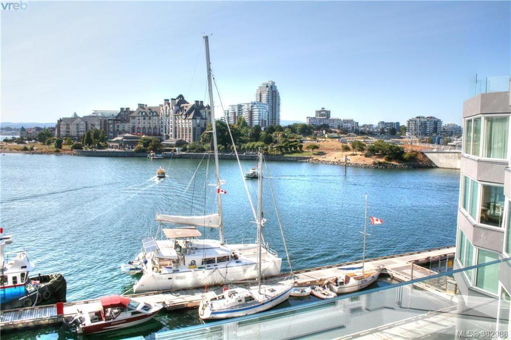 Main Photo: 300 1234 Wharf St in VICTORIA: Vi Downtown Condo for sale (Victoria)  : MLS®# 769649