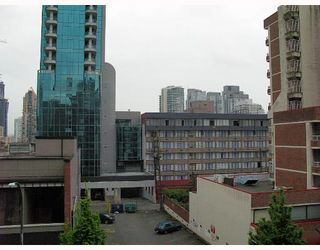 """Photo 10: 501 1333 HORNBY Street in Vancouver: Downtown VW Condo for sale in """"ANCHOR POINT"""" (Vancouver West)  : MLS®# V651973"""