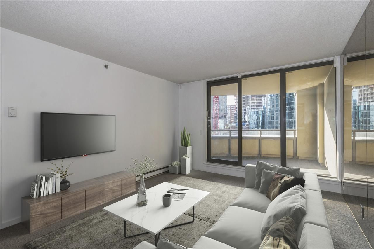 """Main Photo: 605 789 DRAKE Street in Vancouver: Downtown VW Condo for sale in """"Century Tower"""" (Vancouver West)  : MLS®# R2444128"""