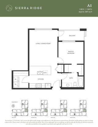 "Photo 2: 404 11703 FRASER Street in Maple Ridge: East Central Condo for sale in ""SIERRA RIDGE"" : MLS®# R2553826"