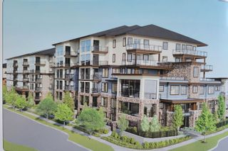 Main Photo: D411 8561 203A Street in Langley: Willoughby Heights Condo for sale : MLS®# R2620915