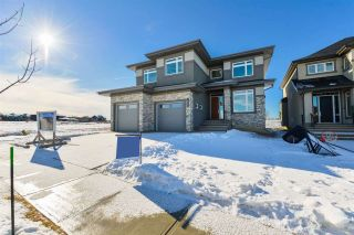 Photo 1: 4524 KNIGHT Wynd in Edmonton: Zone 56 House for sale : MLS®# E4230845