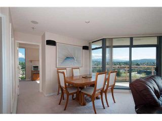 """Photo 3: 1302 4425 HALIFAX Street in Burnaby: Brentwood Park Condo for sale in """"POLARIS"""" (Burnaby North)  : MLS®# V1077789"""