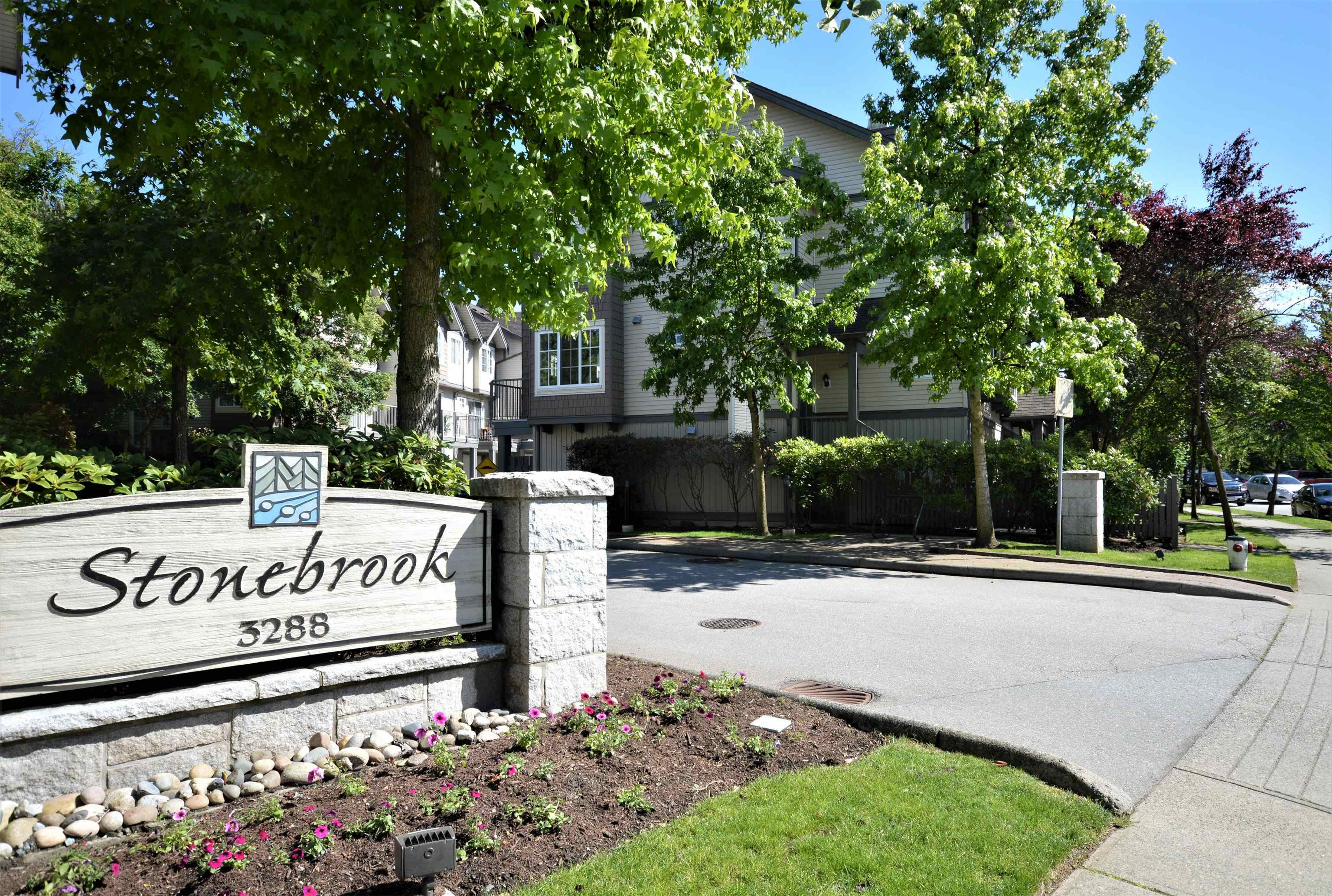 """Main Photo: 3302 NOEL Drive in Burnaby: Sullivan Heights Townhouse for sale in """"Stonebrook"""" (Burnaby North)  : MLS®# R2611173"""