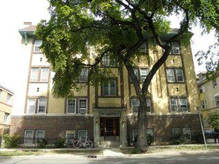 Photo 1: 415 Stradbrook Avenue in WINNIPEG: Fort Rouge / Crescentwood / Riverview Condominium for sale (South Winnipeg)  : MLS®# 1115417
