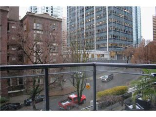 "Photo 10: 601 1328 W PENDER Street in Vancouver: Coal Harbour Condo for sale in ""THE CLASSICO"" (Vancouver West)  : MLS®# V863249"