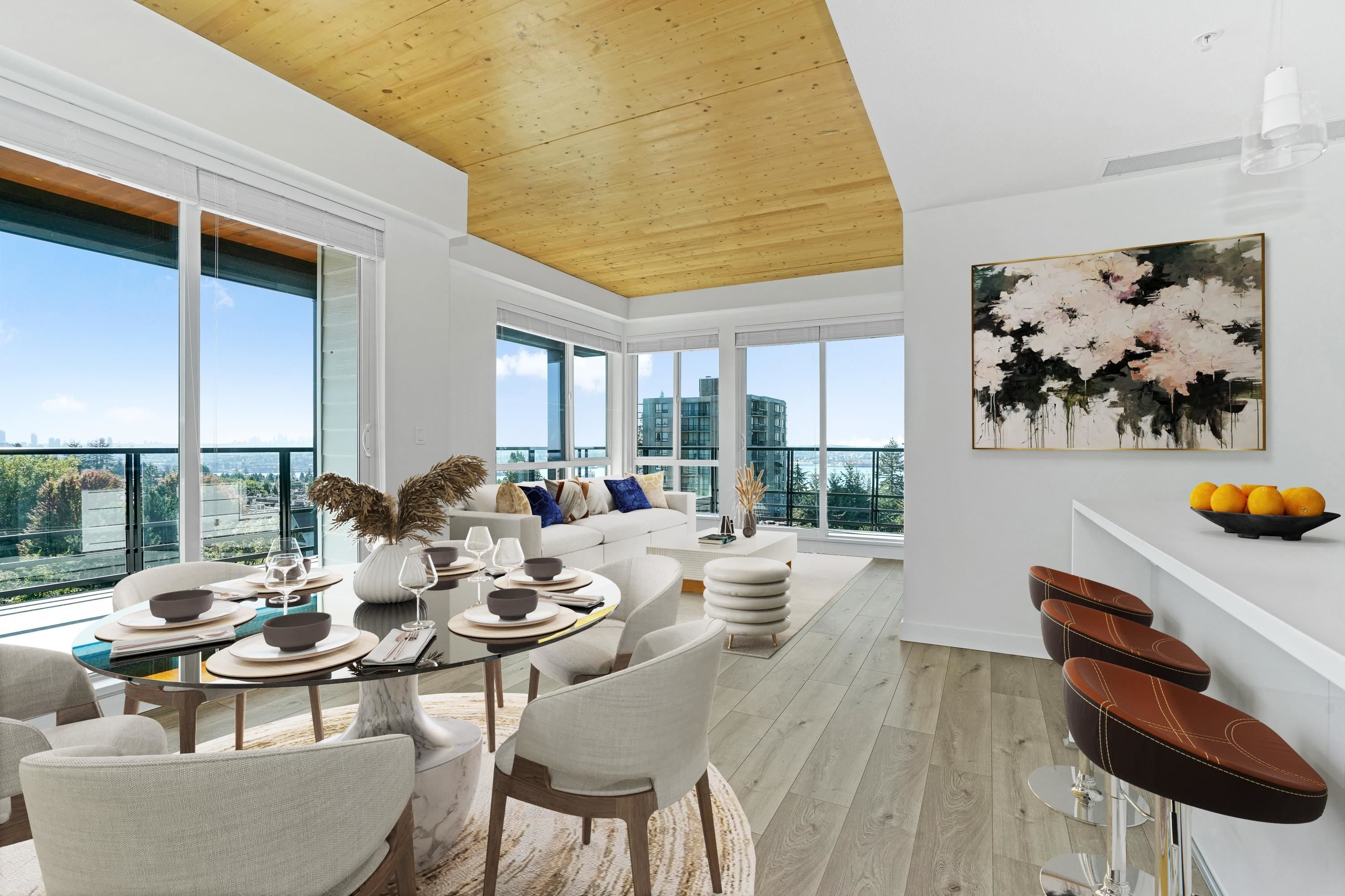 """Main Photo: 605 128 E 8TH Street in North Vancouver: Central Lonsdale Condo for sale in """"Crest By Adera"""" : MLS®# R2615045"""