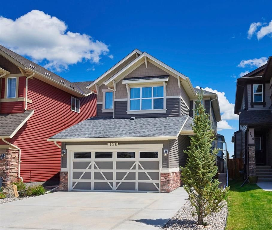 Main Photo: 136 KINGSMERE Cove SE: Airdrie Detached for sale : MLS®# A1012930