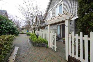 """Photo 17: 13 222 E 5TH Street in North Vancouver: Lower Lonsdale Townhouse for sale in """"BURHAM COURT"""" : MLS®# R2041998"""