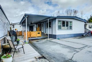 "Photo 1: 115 201 CAYER Street in Coquitlam: Central Coquitlam Manufactured Home for sale in ""WILDWOOD PARK"" : MLS®# R2251495"