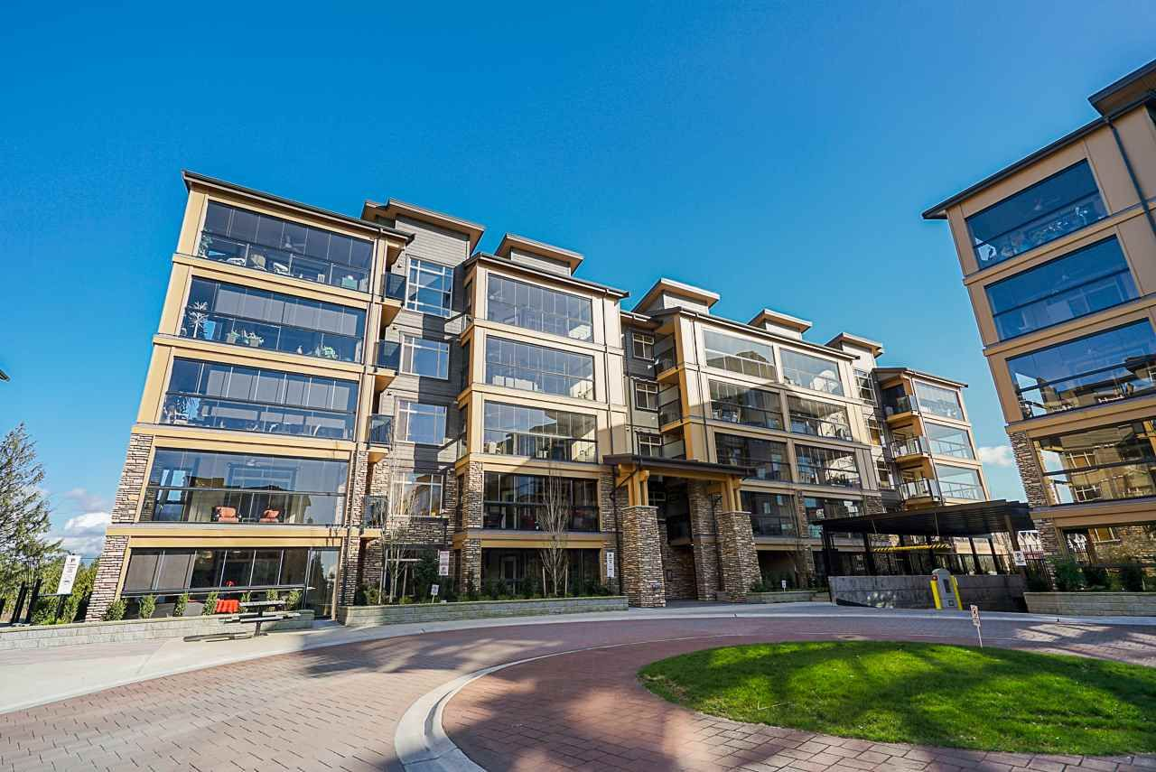 """Main Photo: A106 8218 207A Street in Langley: Willoughby Heights Condo for sale in """"YORKSON CREEK - WALNUT RIDGE 4"""" : MLS®# R2568624"""