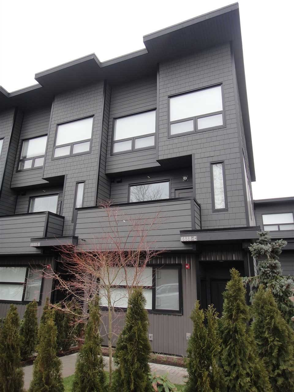 """Photo 3: Photos: C 6688 DUFFERIN Avenue in Burnaby: Upper Deer Lake Townhouse for sale in """"DUFFERIN EIGHT TOWNHOMES"""" (Burnaby South)  : MLS®# R2027335"""