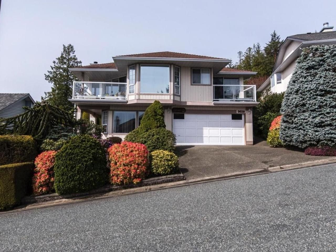 Main Photo: 3628 Panorama Ridge in COBBLE HILL: ML Cobble Hill House for sale (Malahat & Area)  : MLS®# 784700
