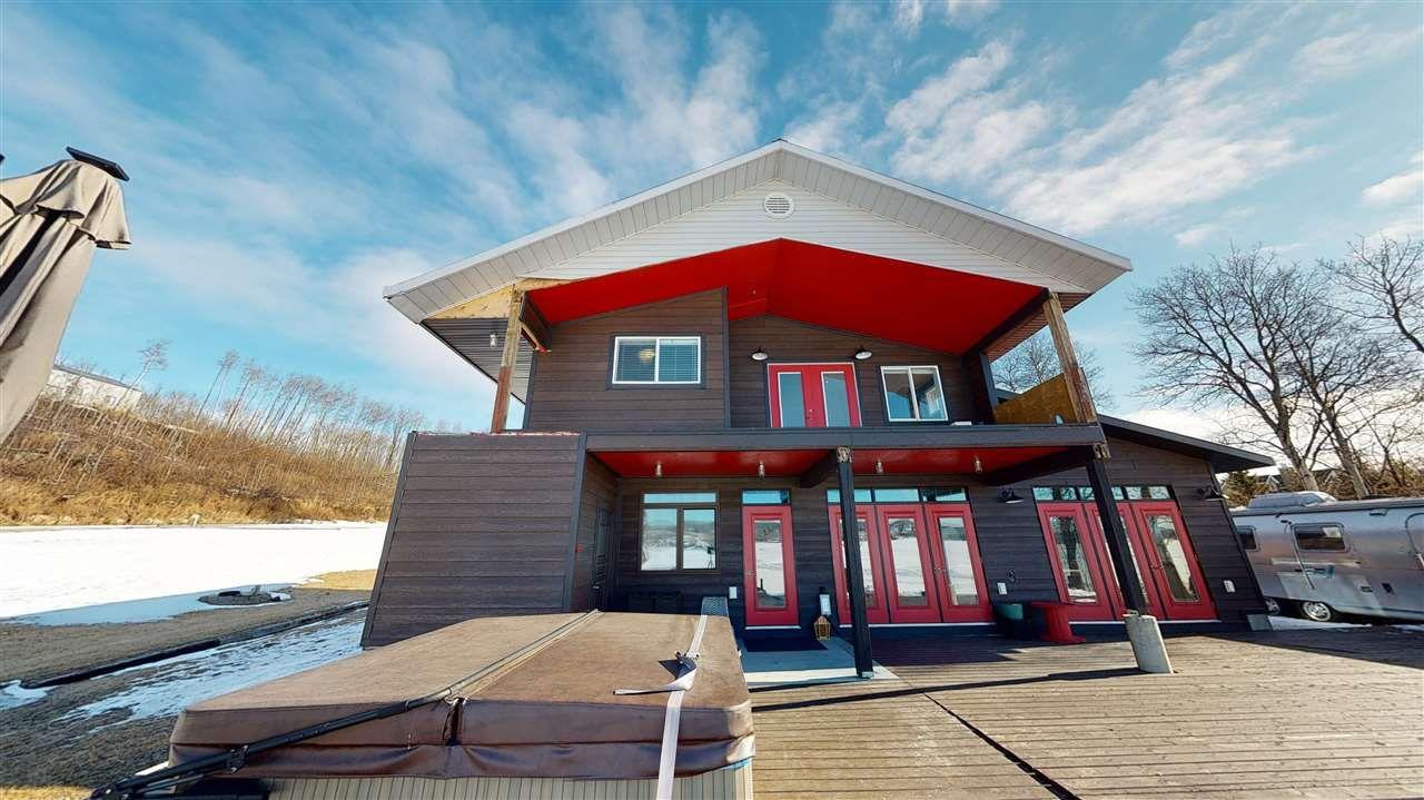 Main Photo: 13333 SUNNYSIDE Drive: Charlie Lake House for sale (Fort St. John (Zone 60))  : MLS®# R2549974