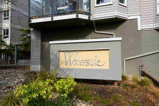 "Photo 2: 208 2250 SE MARINE Drive in Vancouver: South Marine Condo for sale in ""WATERSIDE"" (Vancouver East)  : MLS®# R2552957"