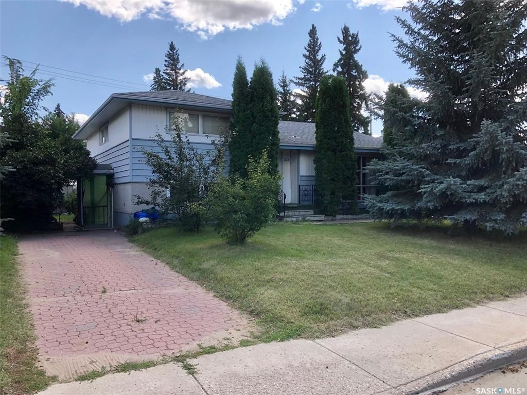Main Photo: 1604 Ruth Street East in Saskatoon: Nutana Park Residential for sale : MLS®# SK784599