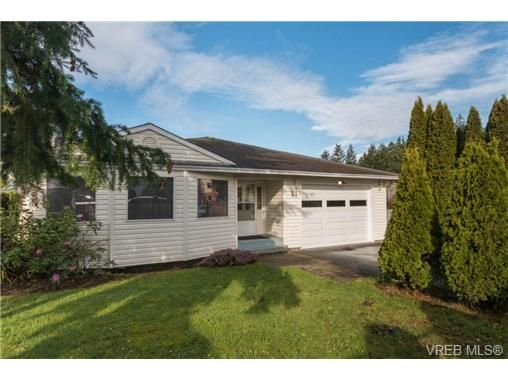 Main Photo: 21 6766 Central Saanich Rd in VICTORIA: CS Keating House for sale (Central Saanich)  : MLS®# 697115