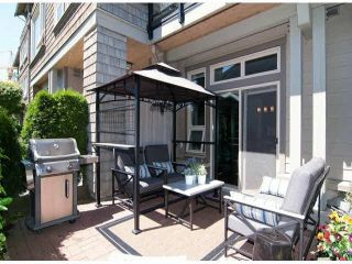 "Photo 12: 106 250 SALTER Street in New Westminster: Queensborough Condo for sale in ""PADDLER'S LANDING"" : MLS®# V1072840"