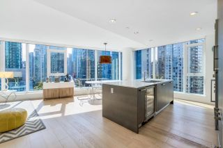 """Photo 9: 1303 1499 W PENDER Street in Vancouver: Coal Harbour Condo for sale in """"West Pender Place"""" (Vancouver West)  : MLS®# R2613558"""
