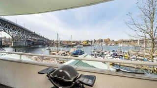 "Photo 12: 202 1600 HOWE Street in Vancouver: Yaletown Condo for sale in ""Admiralty"" (Vancouver West)  : MLS®# R2562661"
