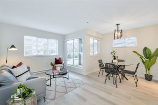 """Photo 1: 201 1883 E 10TH Avenue in Vancouver: Grandview Woodland Condo for sale in """"Royal Victoria"""" (Vancouver East)  : MLS®# R2541717"""