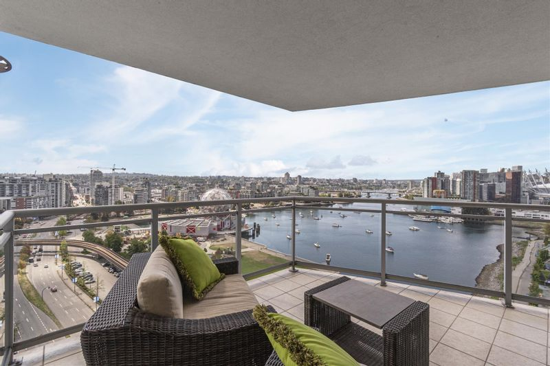 FEATURED LISTING: 2105 - 120 MILROSS Avenue Vancouver