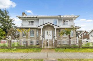 Photo 1: 1296 E 53RD Avenue in Vancouver: South Vancouver House for sale (Vancouver East)  : MLS®# R2546576