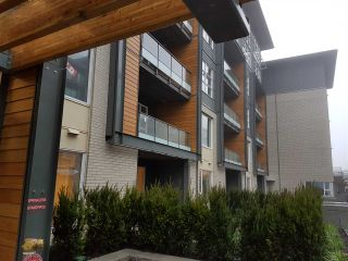 Photo 3: 308 9168 SLOPES MEWS in Burnaby: Simon Fraser Univer. Condo for sale (Burnaby North)  : MLS®# R2201456