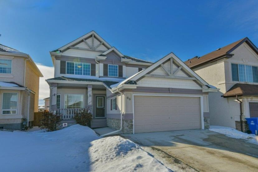 Main Photo: 66 Michaud Crescent in Winnipeg: River Park South Residential for sale (2F)  : MLS®# 202103777