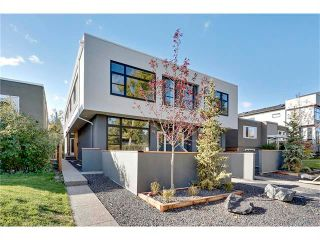 Photo 1: 1 1521 28 Avenue SW in Calgary: South Calgary House for sale : MLS®# C4046218