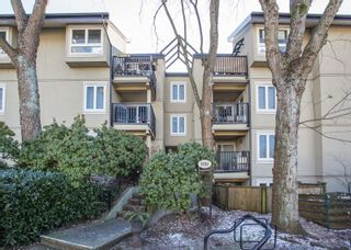 """Photo 1: 202 1450 E 7TH Avenue in Vancouver: Grandview VE Condo for sale in """"Ridgeway Place"""" (Vancouver East)  : MLS®# R2340173"""