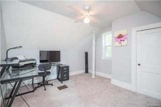 Photo 15: 731 Fleet Avenue in Winnipeg: Crescentwood Residential for sale (1B)  : MLS®# 1723616
