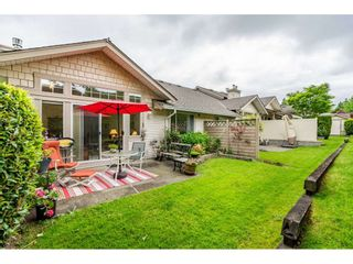 """Photo 28: 98 9012 WALNUT GROVE Drive in Langley: Walnut Grove Townhouse for sale in """"Queen Anne Green"""" : MLS®# R2456444"""