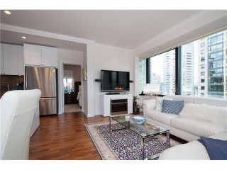 Photo 5: # 1514 1333 W GEORGIA ST in Vancouver: Coal Harbour Condo for sale (Vancouver West)  : MLS®# V1073494