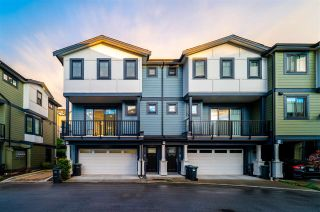 """Photo 2: 8 188 WOOD Street in New Westminster: Queensborough Townhouse for sale in """"River"""" : MLS®# R2578430"""