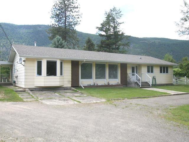 Main Photo: 805 GLENACRE ROAD in : McLure/Vinsula House for sale (Kamloops)  : MLS®# 141126