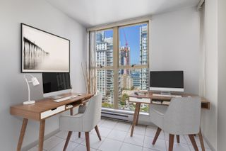 """Photo 4: 2105 969 RICHARDS Street in Vancouver: Downtown VW Condo for sale in """"Mondrian II"""" (Vancouver West)  : MLS®# R2603346"""