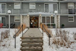 Photo 2: 101 1027 Cameron Avenue SW in Calgary: Lower Mount Royal Apartment for sale : MLS®# A1062021