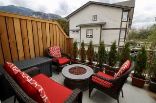 "Photo 11: 7 1188 WILSON Crescent in Squamish: Downtown SQ Townhouse for sale in ""Current"" : MLS®# R2147164"