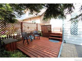 Photo 11:  in Winnipeg: North End Residential for sale (4C)  : MLS®# 1622633
