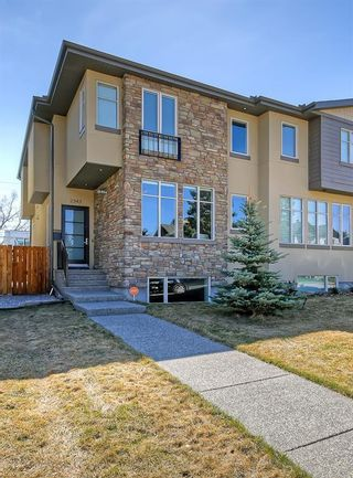Photo 2: 2343 22 Avenue SW in Calgary: Richmond Semi Detached for sale : MLS®# A1028227