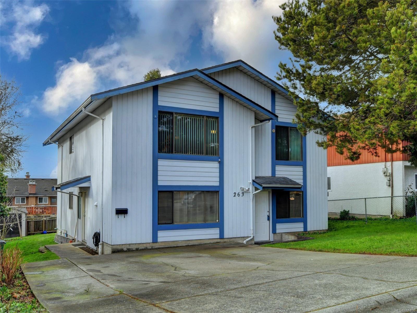Main Photo: 263 Battleford Ave in Saanich: SW Tillicum House for sale (Saanich West)  : MLS®# 866886