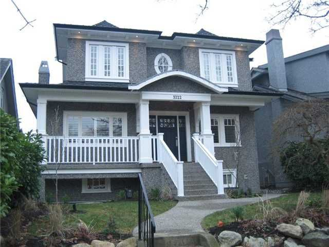 Main Photo: 3222 W 29TH Avenue in Vancouver: MacKenzie Heights House for sale (Vancouver West)  : MLS®# V862393