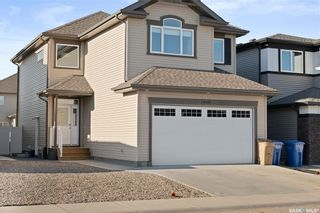 Photo 1: 4810 Green Brooks Way East in Regina: Greens on Gardiner Residential for sale : MLS®# SK852777