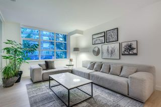 "Main Photo: 203 189 NATIONAL Avenue in Vancouver: Downtown VE Condo for sale in ""The Sussex"" (Vancouver East)  : MLS®# R2547128"