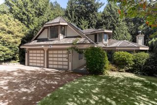 Main Photo: 5329 WESTHAVEN Wynd in West Vancouver: Eagle Harbour House for sale : MLS®# R2617294