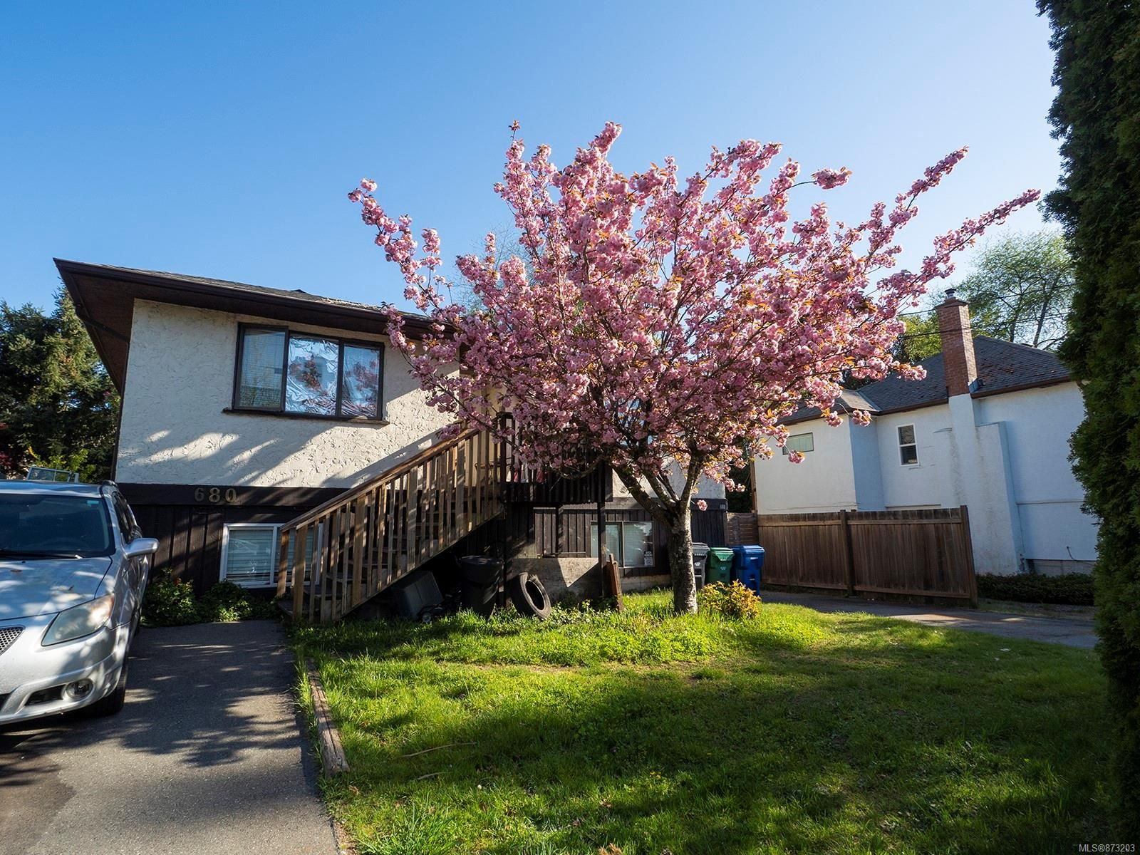 Main Photo: 680 Townsite Rd in : Na Central Nanaimo House for sale (Nanaimo)  : MLS®# 873203