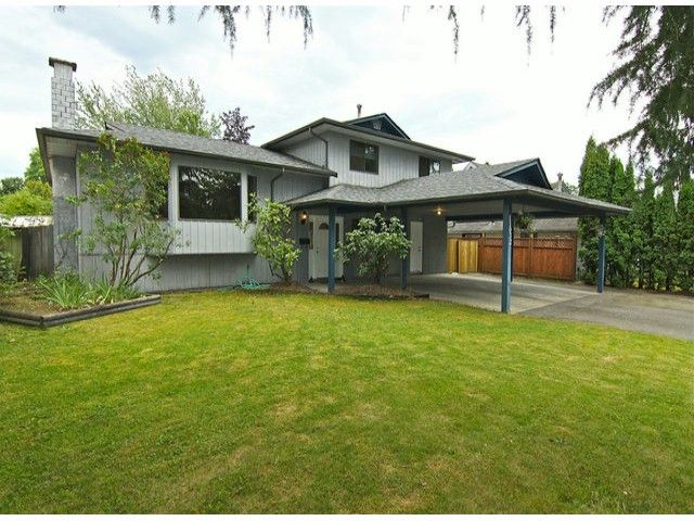 Main Photo: 11932 229TH ST in Maple Ridge: East Central House for sale : MLS®# V1018610